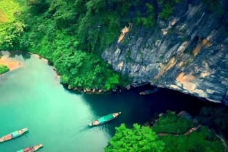 Approved a master plan to 2030 for the development of Phong Nha – Ke Bang into a national tourist site